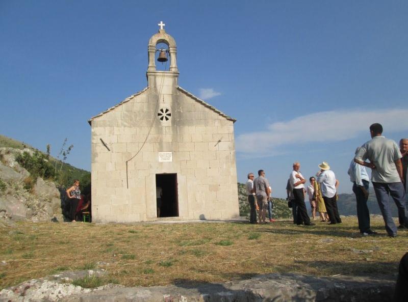 Dubljani crkva