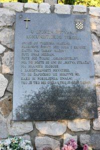 jama bezdan spomenik stožer pgž obran dom rata 2002