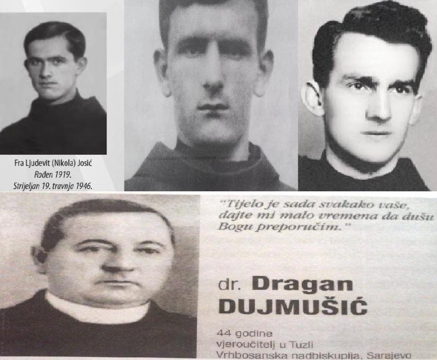 Svećenici stradali u Tuzli