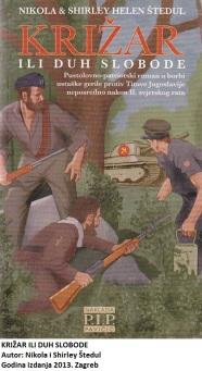 Živjela sloboda! Živjela Hrvatska!« Riječi su to Gorana Budaka, neprestanog borca za hrvatsku slobodu. Krivnja, hm! Progonila ga je stara Jugoslavija, progonile su ga ustaše kojima je pripadao jer je bio dio onoga Vokić-Lorkovićevog puča, progonila ga je i na kraju »u ime naroda« objesila nova Jugoslavija. Međutim, nije žalio zbog svega toga. Otišao je s ovoga svijeta uvjeren da je plamen slobode njegovom žrtvom i žrtvom njegovih suboraca ostao upaljenim. Danas znamo je li imao pravo. U središtu događanja su križari, borci za hrvatsku slobodu još dugo poslije Drugog svjetskog rata. Bili su sastavljeni od bivših ustaša, domobrana pa i partizana koji su naizgled pobijedili u tom ratu. Odluka se donosila prema tome jesi li uvjeren da je u novom komunističkom režimu hrvatski narod zadobio svoju slobodu ili ne. U početku su se nadali uspjehu, ali su poslije shvatili da su ostavljeni sami. SAD, u koje su se najviše uzdali, stale su uz bok komunista. Od Britanaca nisu ništa očekivali. Oni su ih mimo svih pravila razoružane na Bleiburgu predali u ruke komunista koji su im se strašno osvetili. Pobili su ih na stotine tisuća. Bilo im je svejedno, vojnik, civil, crkvena osoba. Gubio si glavu samo ako su i pomislili da bi im mogao smetati. Radnja romana je napeta i zasnovana na stvarnim događajima u sjevernoj Hrvatskoj i u Hercegovini. Jedino su likovi morali doživjeti druga obilježja, da ne budu prepoznati ako su još živi, jer bi im to donijelo grdne nevolje pa i smrtnu osudu. Roman je, naime, izišao još za komunističkog vremena, u Chicagu na engleskom jeziku. I to je bio jedan od razloga zbog čega je jugoslavenski agent kasnije pucao u Nikolu Štedula iz oružja koje je dobio u jugoambasadi. Djelo je zasta osvježenje na hrvatskoj političkoj i književnoj pozornici. Događaje prikazuje onako kako ih je narod zapamtio, a ne onako kako su tom narodu rekli da bi ih trebao pamtiti. Zbog toga bismo mogli zaključiti da su Nikola i Shirley Štedul progovorili u ime, tada, zarobljenog naro