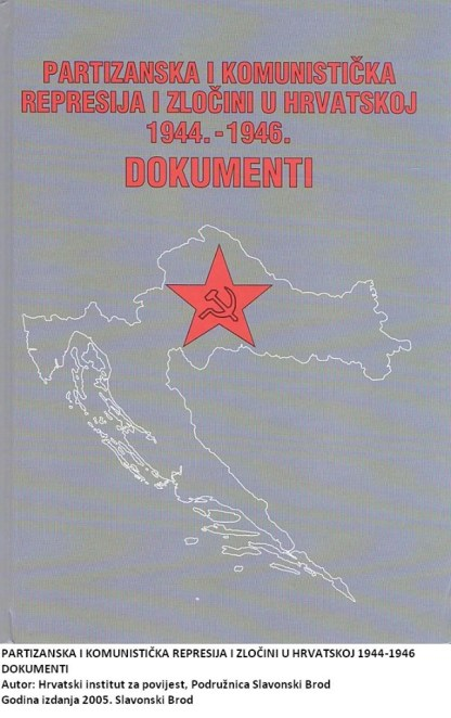 Naslušali smo se mnogo o zlu obmotanom crnim, ali puno manje o zlu obmotanom crvenim. Razlike nije bilo, čak crvena boja u mnogome nadmašuje crnu. Pokazalo nam je to glasovito djelo »Crna knjiga komunizma«, a dva hrvatska povjesničara i dva arhivara ovom knjigom na primjeru stradanja hrvatskog pučanstva krajem II. svj. rata i poraća. Prvi doneseni dokument u knjizi, od njih 110, nosi nadnevak 9. svibnja 1944., a posljednji 1. ožujka 1946. Za nešto manje od dvije godine komunisti su uspjeli pobiti nekoliko stotina tisuća Hrvata. U isto to vrijeme, a i kasnije, pričali su da im je tuđe svako nasilje i nezakonitost. Onaj tko bi se usudio prigovoriti ili posvjedočiti istinu bio bi drastično kažnjen. U činjenju zločina naročito su se istakle dvije komunističke postrojbe: KNOJ (Korpus narodne obrane Jugoslavije) i OZNA (Odjel za zaštitu naroda). Zadaća im je bila osiguranje pozadine NOV-a (Narodnooslobodilačke vojske), održavanje reda na oslobođenoj teritoriji, obavještajni i protuobavještajni rad u tuzemstvu i inozemstvu te likvidacija četničkih, ustaških, belogardejskih i drugih antinarodnih bandi (usp. str. 16.). Svjesni nezakonitosti svojih postupaka likvidacije nastoje provesti »konspirativno«. Prigovori koje upućuju jedni drugima uglavnom se odnose na to, a ne na to što je zločin uopće učinjen. Da se sve nije događalo slučajno i bez znanja vrhovnih vlasti, odnosno da je zločin bio u srži komunističkog načina mišljenja i djelovanja, može nam posvjedočiti i »direktiva« za Dalmaciju »da prilikom oslobađanja uhapse što više ljudi, jedan dio od tih, koji ispunjavaju potrebne uslove, likvidiraju« (str. 17.). Spomenimo još i zapovijed Vicka Krstulovića, ministra unutarnjih poslova FD Hrvatske, o Uklanjanju vojničkih groblja okupatora (str. 20.). Nisu, dakle, opraštali ni mrtvima. Mnogi dokumenti iz ovog razdoblja namjerno su uništeni, kako to autori uspijevaju dokazati. Ipak, ono što je stiglo do nas u potpunosti razotkriva zločinačko lice režima koji je volio crvenu boju.