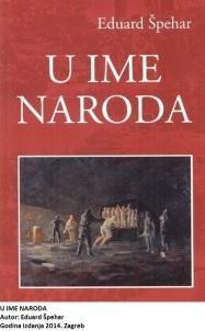 Suvremeni događaji hrvatski puk taru još tamo od početka Prvoga svjetskog rata ili kraja Austro-Ugarske, kako hoćemo. Našao se iznenada u vrtlogu svjetske povijesti, i tako do dan-danas. Knjiga pred nama zorno to ocrtava. Sastavljena je od dvaju sjećanja koja prenosi jedan pisac. Učinio je to dojmljivo. Anton Špehar Eduardov je otac. Morao je otići u Prvi svjetski rat. Zarobili su ga u Rusiji. Ali je uspio pobjeći i vratiti se doma nakon mnogih zavrzlama. Onda započe kraj Prve Jugoslavije i Drugi svjetski rat. Opet je Antun u borbi, sada samo još sa ženom i dvojicom sinova. Pripovijeda o svemu tome Eduard da bi nastavio sa svojim sjećanjima. Rat ih je uzeo pod svoje. Borili su se i strepili za domovinu Hrvatsku. Dogodi se ipak zlo. Jugokomunisti uspostaviše svoje zlosilje. Trebalo se spašavati, iako nisi napravio ništa loše. Otac Antun nekako je uspio pobjeći u bijeli svijet. Na kraju se skrasio u Kanadi. Sina mu Miroslava ubili su pobjednici. Zbog njegova bijega zlostavljali su mu ženu i preživjelog sina Eduarda koji je polako stasavao u zrela čovjeka. Uz sve muke Eduard se uspio školovati. Spoznao je da u toj državi nema života za njega. Odlučio je pobjeći, iako su oni na sve pazili. Uspjelo mu je to i svakako treba više puta pročitati oduševljenje kada se našao s drugu stranu granice, u Austriji. Zaista, jadna država čiji građani tako reagiraju. Špehar je opisao muku mnogih hrvatskih obitelji. Neke nisu imale sreće kao on koji se na kraju svega skrasio u Kanadi. Tom mukom zahvaćeno je više naraštaja. Pisac je toga svjestan i kao da se još čudi i pita zbog čega se sve to moralo tako dogoditi, jer razloga jednostavno nije smjelo biti. Ipak, knjiga je lišena moraliziranja. Temeljito zasijeca u događaje i pokazuje nam ih u svoj svojoj ogoljenosti. Pisana još čitkim i jasnim stilom zacijelo će pronaći put do onih željnih istine. Ona, naime, nema svrhu proslaviti svoga pisca, nego skrivenu istinu, koja zapravo pripada svima nama, iznijeti na svjetlo dana.