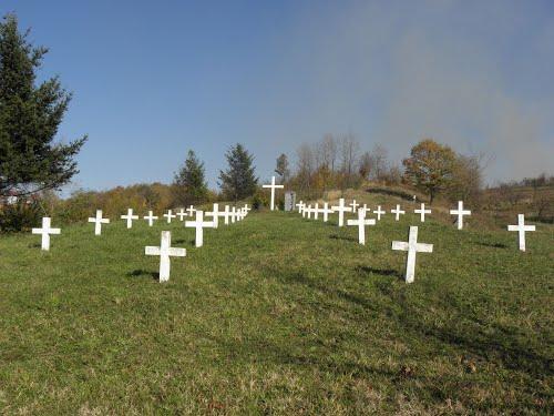 Groblje časnih sestara u Tuzli danas