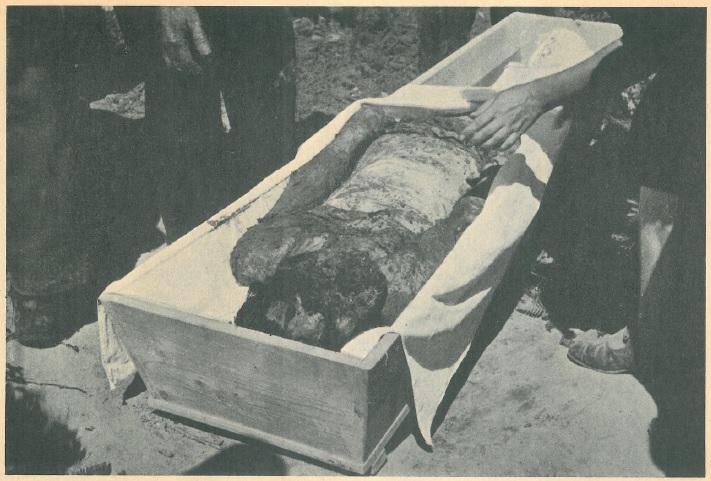 Tijelo Ive Kneževića iz Prijedora ekshumirano iz masovnog grobišta u Pašincu