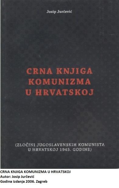 Crna knjiga komunizma u Hrvatskoj
