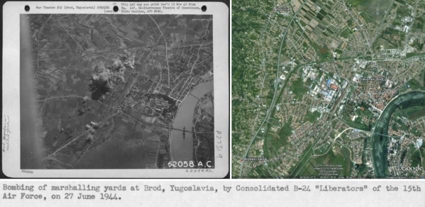(2) Zračni napad na Brod 27. 06. 1944