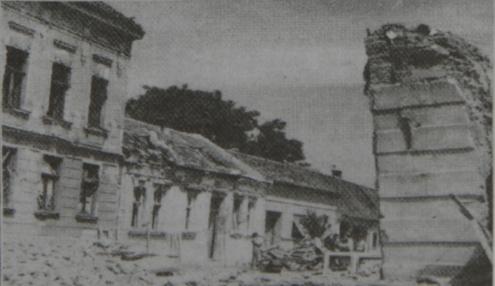 Ruševine u Donjem gradu