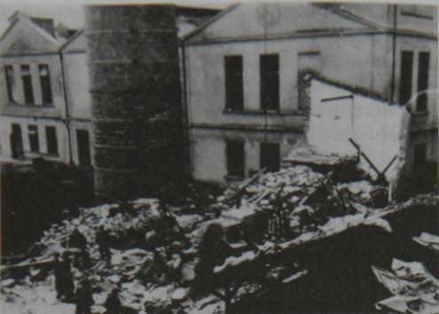 Srušena tvornica sapuna Schicht