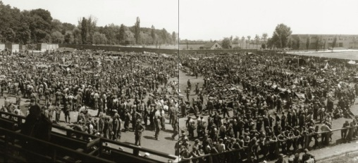 1. Maksimir, svibnja 1945