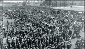 17. Maksimir, svibanj 1945