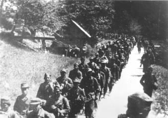 18. Domobrani Slavonija svibanj 1945…