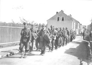 2. Zarobljeni domobrani u Banjaluci, rujna 1944.