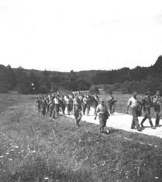 22. Križni put Slovenija 1945!