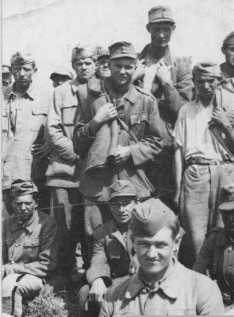 24. Zarobljeni hrvatski vojnici!