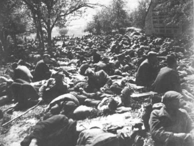 26. Zarobljeni domobrani u Slavoniji