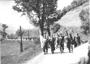 30. Zarobljeni domobrani u Sanskom Mostu listopada 1943.