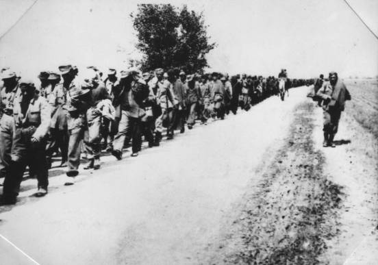 34. Križni put Varaždin 1945.