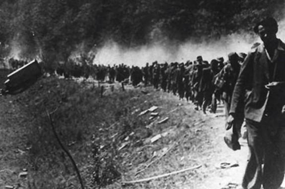 4. Križni put Slovenija , svibnja 1945.