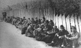 53. Domobrani zarobljeni u Srijemu 1945 travanj