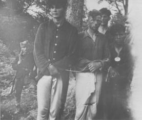 6. Vojvođanska brigada, pred strijeljanje zarobljenika u Bosni 1945.