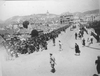 71. Križni put kroz Maribor svibnja 1945.