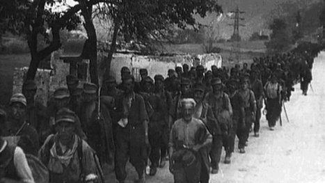 86. Hrvatski vojnici koje su saveznici predali partizanima na egzekuciju!