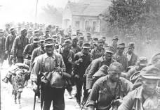 9. Zarobljenici kod Ilirske Bistrice