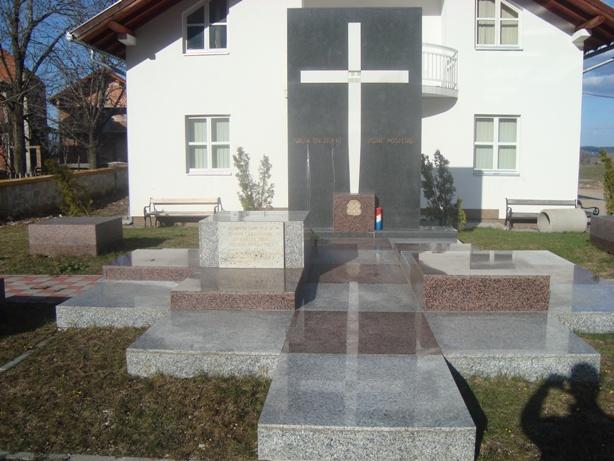 Spomen obilježje Pougarje