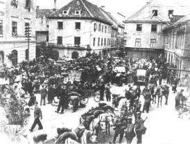 74. Celje Križni put, svibanj 1945.