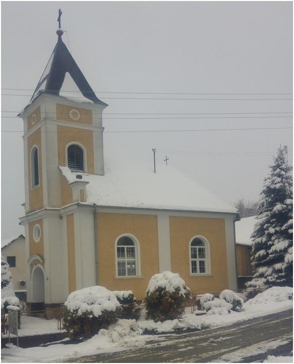 Crkva sv.Ivana Glavosijeka u Banićevcu