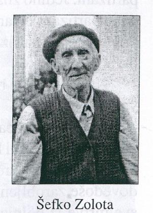 Šefko Zolota