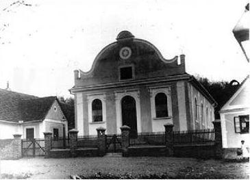Orahovačka Sinagoga