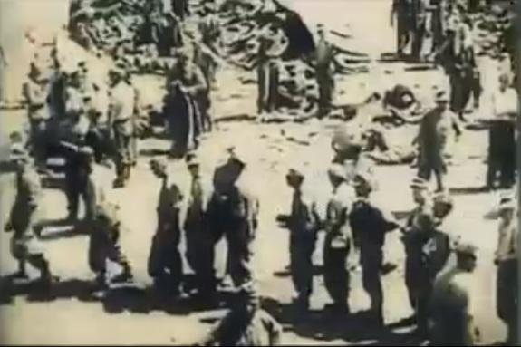 99. Hrvati u partizanskom logoru