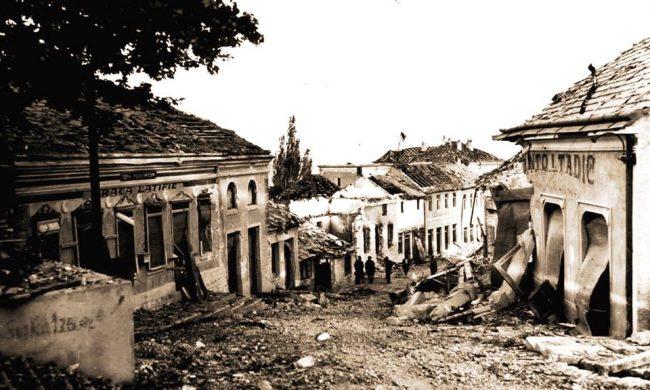Bombardiranje Livna
