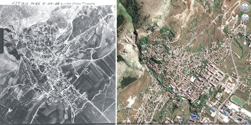 Zračni napadi saveznika na Livno 1944