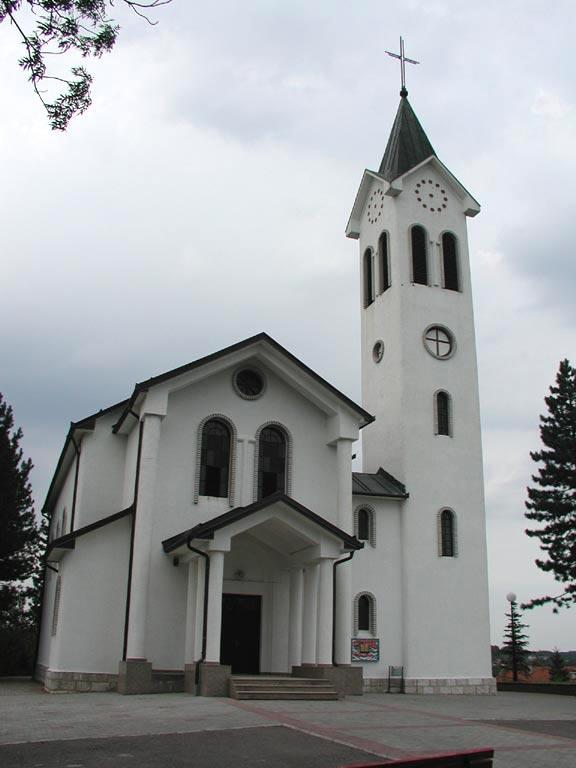 Župna crkva u Sivši