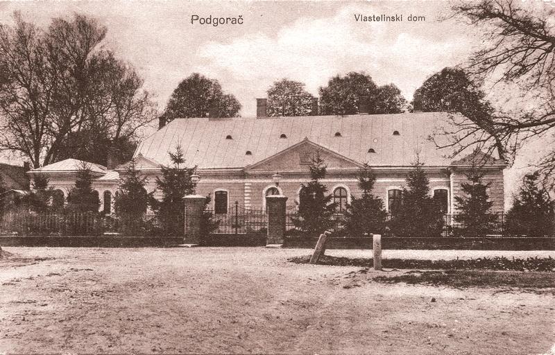 Dvorac Pejačevića u Podgoraču