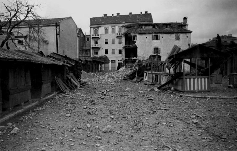 Žrtve bombardiranja Split 7