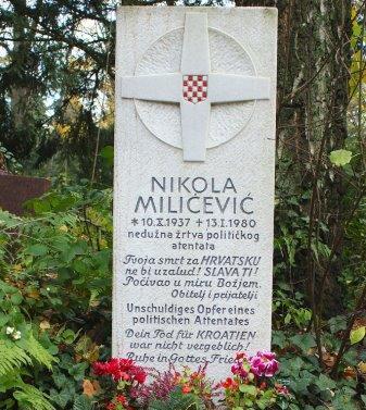 Grob Nikole Miličevića-Bebana